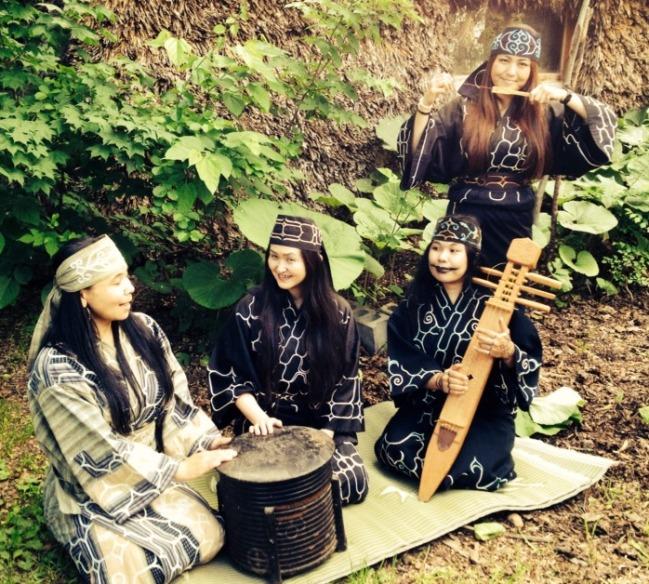文化の日特別イベント アイヌ音楽ライブ MAREWREW(マレウレウ)in北海道博物館【入場無料】