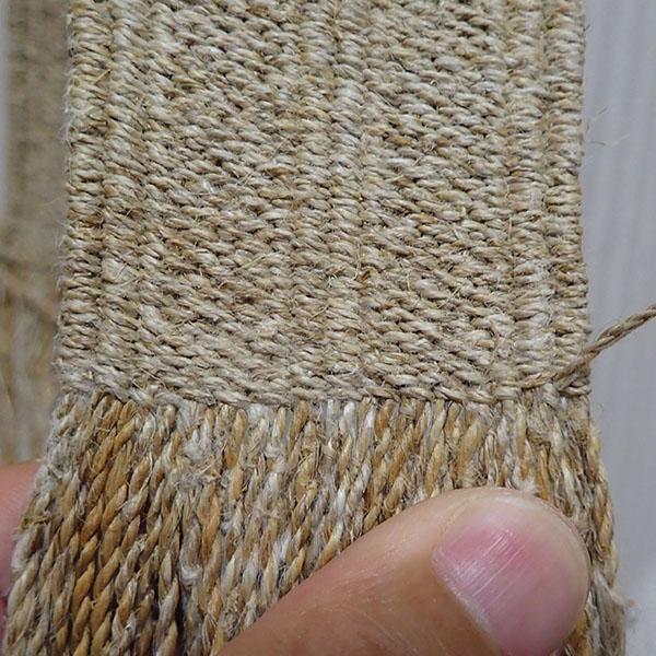 アイヌ民族の植物利用ーイラクサの繊維をとってみよう 【ちゃれんがワークショップ】