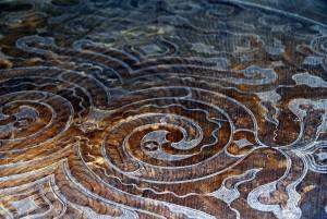 第1回蔵出し展 アイヌ民族の造形美 ―北海道博物館所蔵の木盆―