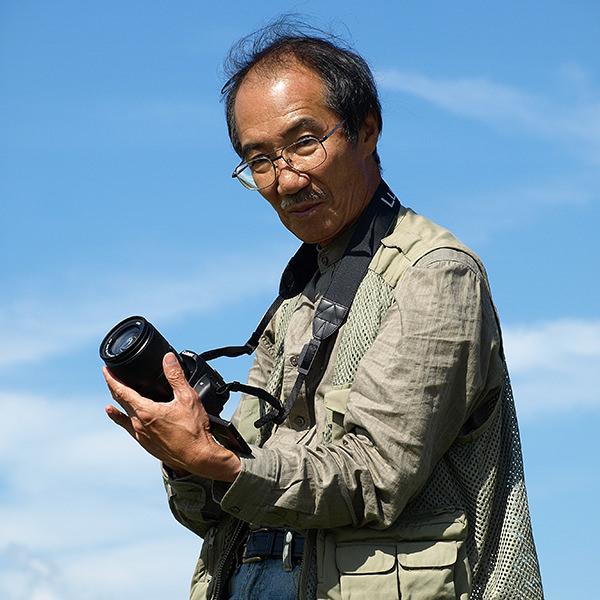 講演会<br>昆虫写真家 海野和男の生きもの写真のススメ