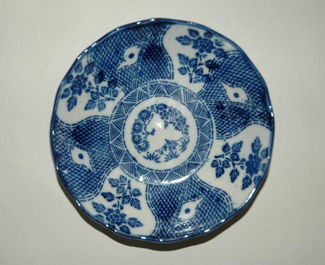 かつて〈三平汁〉を食べるのに使われていた皿