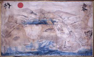 ミュージアムカレッジ<br>早坂文嶺作の絵馬「蝦夷地・場所図」を読み解く