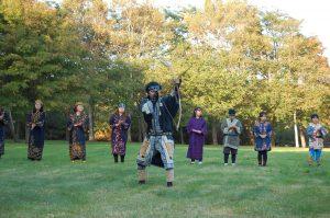 特別イベント<br>アイヌ民族の伝統芸能公演(全3回)