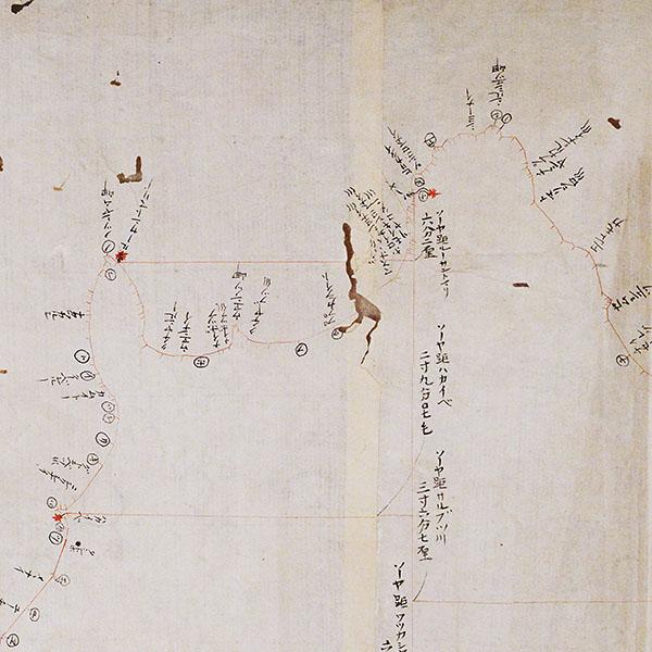 連続講座「アイヌ語地名と北海道」<br>伊能忠敬と間宮林蔵の蝦夷地測量