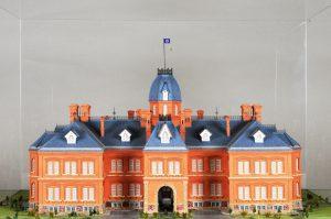 蔵出し展「模型でみる札幌建築物語」